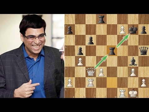 Xxx Mp4 Anand Dazzles The World With A Brilliancy Against Caruana 3gp Sex