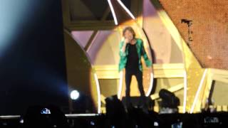 Rolling Stones- Start me up @Roma Circo Massimo 22-06-2014