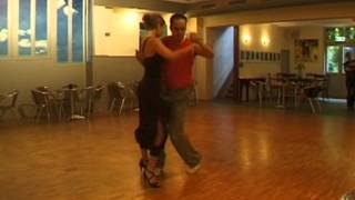 Tango from Outer-Space? A slightly different approach to tango -- a video