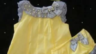 Baby Dress Designs Summer Dress Winter Frock Kids Children Pictures clip7