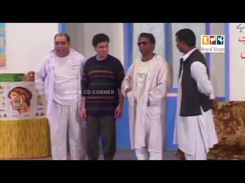 Tariq Teddy Gharam jokes Pakistani Punjabi Stage Drama Full 2015