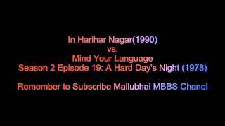 In Harihar Nagar Vs. Mind Your Language
