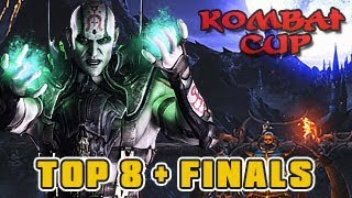 MKX | Tournament | TOP 8 + Finals (Forever King, Scar, iLuusions + more)