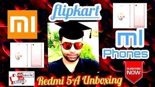 Redmi 5A- Unboxing & Reviews.