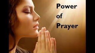 Power of Prayer - A True Story - பிரார்தனையின் பலம் - ஒரு உண்மை சம்பவம்  (Tamil Video)