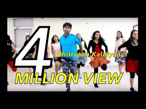 Chittyaan Kalaiyaan from Roy Bollywood Dance by Ku