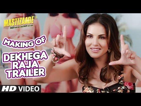 Xxx Mp4 Dekhega Raja Trailer MAKING VIDEO Mastizaade Sunny Leone Tusshar Kapoor Vir Das 3gp Sex