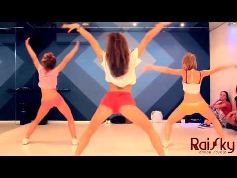танцы красивых попок-са1