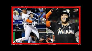 News 24/7 - The catch of the day! Yankees reel in marlins slugger giancarlo stanton