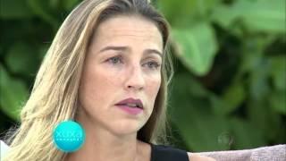 Xuxa entrevista Luana Piovani e fala sobre abusos