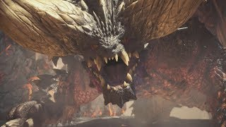 Monster Hunter World: All Monster Intros / Cutscenes