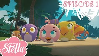 Angry Birds Stella - A Fork in the Friendship (Ep1 S1)