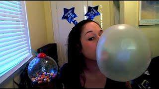Blowing New Year