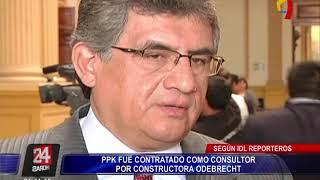 Reacciones tras informe periodístico que vincula a PPK con Marcelo Odebrecht