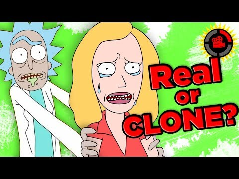 Film Theory Did Rick CLONE Beth SOLVED Rick and Morty
