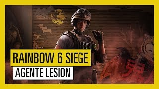 Tom Clancy's Rainbow Six Siege - Blood Orchid : Agente Lesion