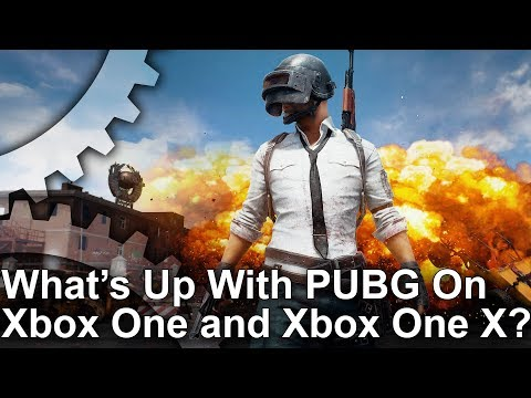 Xxx Mp4 PUBG Xbox One X Vs Xbox One Early Access Frame Rate Test 3gp Sex
