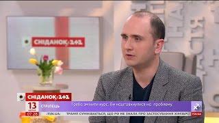Журналіст Олексій Тарасов коментує скандал навколо інтерв'ю Івана Дорна