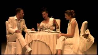 ANATOL di A. Schnitzler - Eutheca - Accademia di teatro e cinema dell'Unione Europea