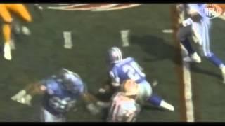 Barry Sanders Ultimate Highlight Video HD