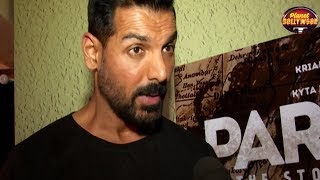 Did John Abraham Just Target The 3 Khans Of Bollywood? | Exclusive