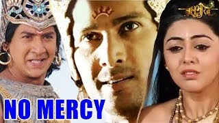 Mahabharat : Karna shows NO MERCY to KILL Abhimanyu   9th July 2014 FULL EPISODE