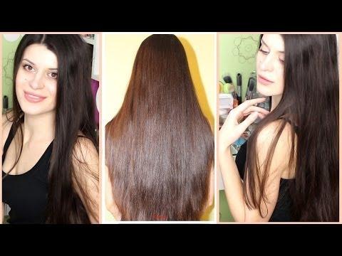Как сделать сухие волосы жирными
