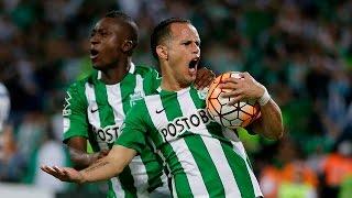 Melhores Momentos De Atletico Nacional 3 X 1 Rosario Central - Libertadores 2016