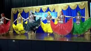 Rajasthani Dance by The Elegant Creation