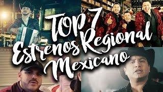 top 7 musica regional mexicana  banda lo mas nuevo  diciembre 2016