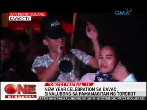 Xxx Mp4 One Mindanao Torotot Festival Idinaos Sa Davao City 3gp Sex