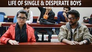 Life of Single College Boys
