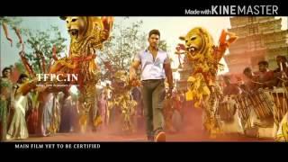 Sarainodu Trailer - Allu Arjun || Rakul Preet || B
