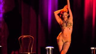 09 Sabra johnSin   Fan dance