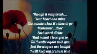 TERESA BREWER - TILL I WALTZ AGAIN WITH YOU
