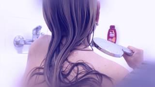 ASMR Wash Hair | Foam Hair | Brushing Wet Hair | Water Sounds.