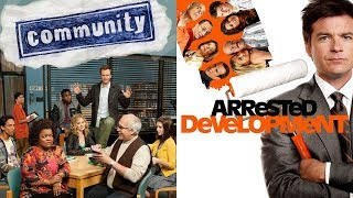 How (Not) To Revive A Show: Arrested Development vs. Community
