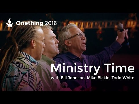 Xxx Mp4 Ministry Time With Bill Johnson Mike Bickle And Todd White Onething 2016 3gp Sex