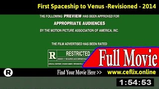 Watch: First Spaceship to Venus -Revisioned (2014) Full Movie Online