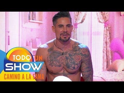 Xxx Mp4 ¡Ya Vimos Los Tatuajes Más Ocultos De Adrián Cué Todo Un Show 3gp Sex