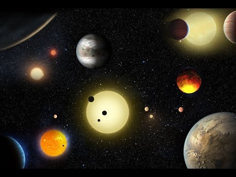NASA Discovers SEVEN Earth like Exoplanets THREE Could Hold Alien Life