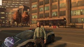 GTA IV:LCPD Mod - حرامي السيارات : مود الشرطة 10# - الشرطي الفاسد