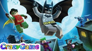 The LEGO Batman Movie Full Videogame - LEGO Movie Cartoon for Children & Kids