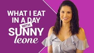What I eat in a day with Sunny Leone | Sunny Leone fitness tips