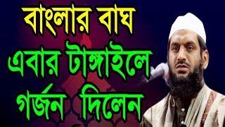 এবার  টাঙ্গাইলে গর্জন  দিলেন পতিতা পল্লীর সম্পর্কে বাংলার বাঘ  mamunul haque 2018