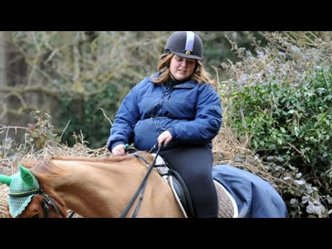 Xxx Mp4 When This Woman Took A Selfie With Her Horse People Spotted The Cruelty She'd Tried To Conceal 3gp Sex