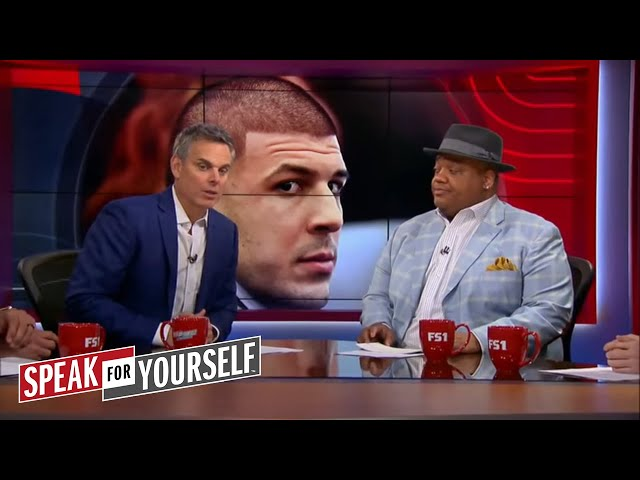 Reaction to former Patriots TE Aaron Hernandez's reported suicide | SPEAK FOR YOURSELF
