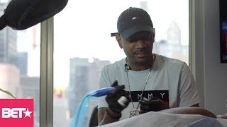 Meet The Man Behind The Tattoos Of Rick Ross, Juicy J, Wiz Khalifa And More