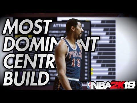 Xxx Mp4 THE MOST DOMINANT CENTER BUILD NBA 2K19 3gp Sex