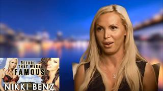 NIKKI BENZ - Before They Were Famous - UPDATED